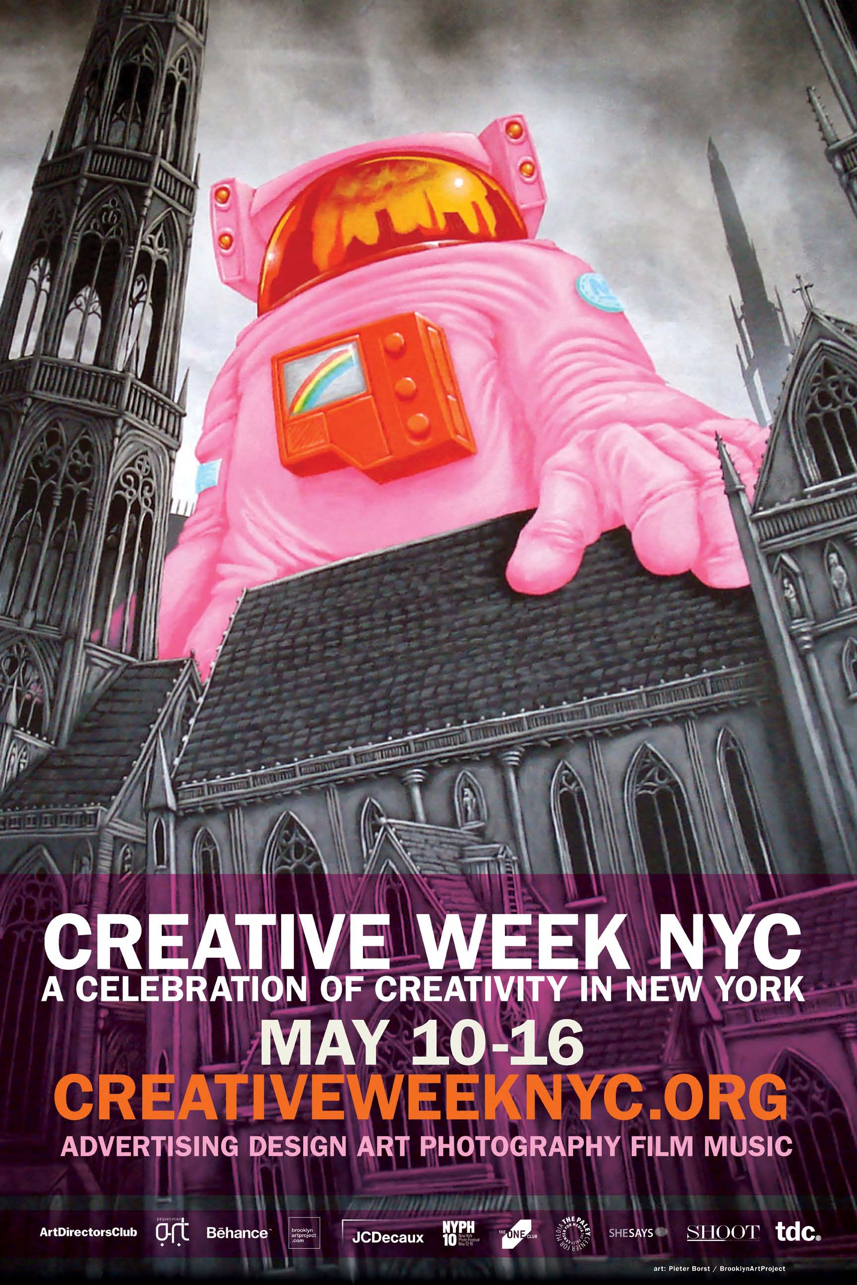 Creative Week NYC