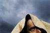 Nazar, a mental patient. Herat, Lunatic Asylum From Unordinary Lives series, Afghanistan 2003-2009